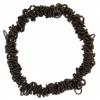 Dazzle-it Chain Link Bracelet 18cm Gunmetal